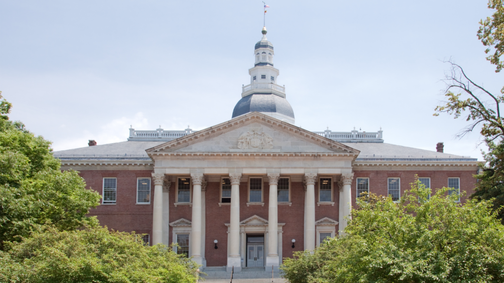 MD State House